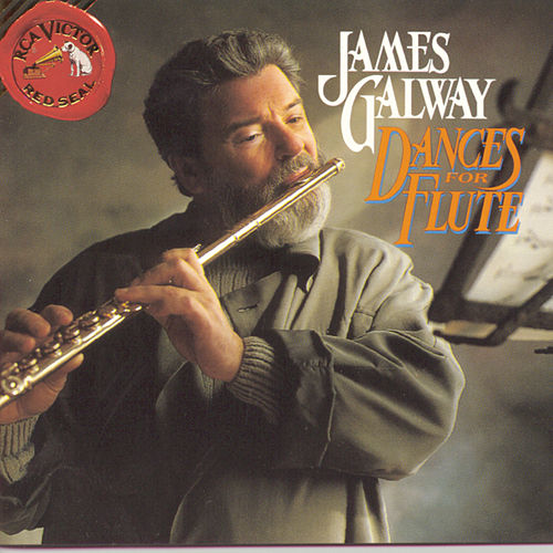 Dances For Flute de James Galway