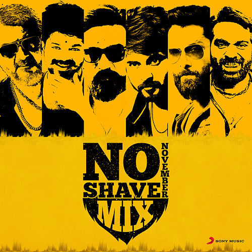 No Shave November Mix by Various Artists