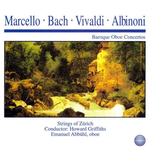 Baroque Oboe Concertos von Howard Griffiths
