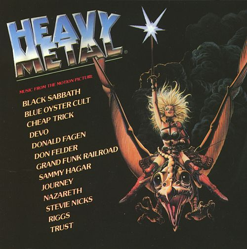 Heavy Metal Soundtrack by Heavy Metal Soundtrack