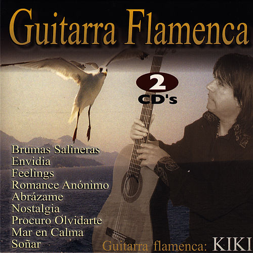 Guitarra Flamenca - Flamenco Guitar by 輝&輝(KIKI)