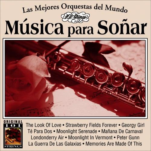 Musica Para Soñar -101 Strings Vol.15 by Instrumental 101 Orchestra