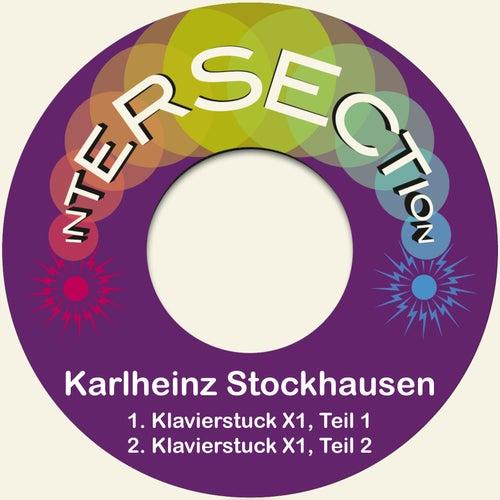 Klavierstuck X1, Teil 1 & 2 by Karlheinz Stockhausen