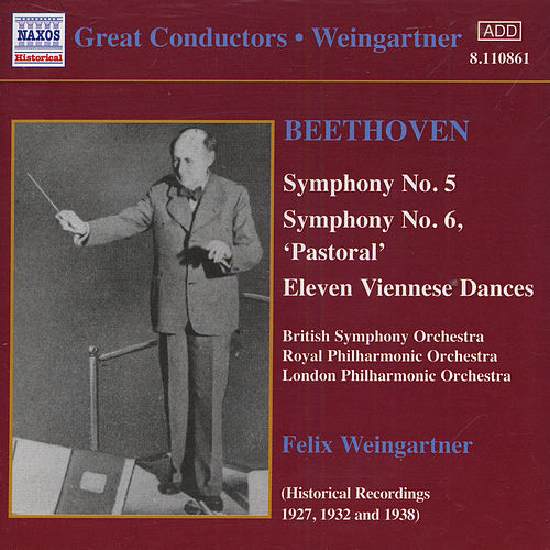 Symphonies 5 and 6 de Ludwig van Beethoven