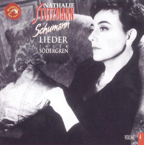 Lieder Vol. 4 de Robert Schumann