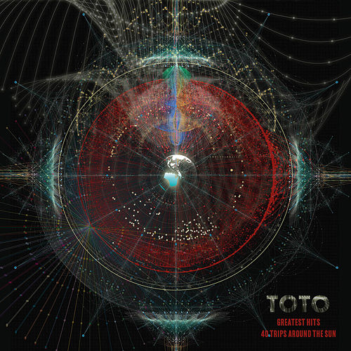 Greatest Hits: 40 Trips Around The Sun by Toto