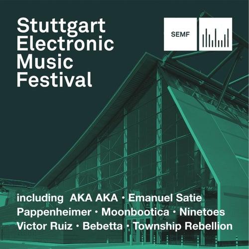 SEMF 2017 - Stuttgart Electronic Music Festival von Various Artists