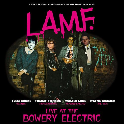 L.A.M.F. Live at the Bowery Electric von Lure Burke Stinson and Kramer