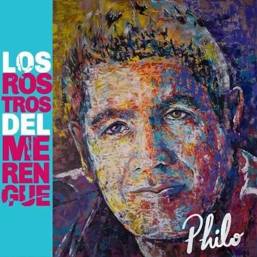 Los Rostros del Merengue by Eddy Herrera