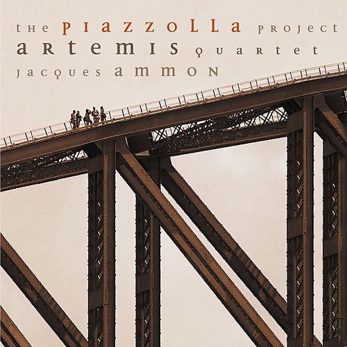 The Piazzolla Project von Artemis Quartet