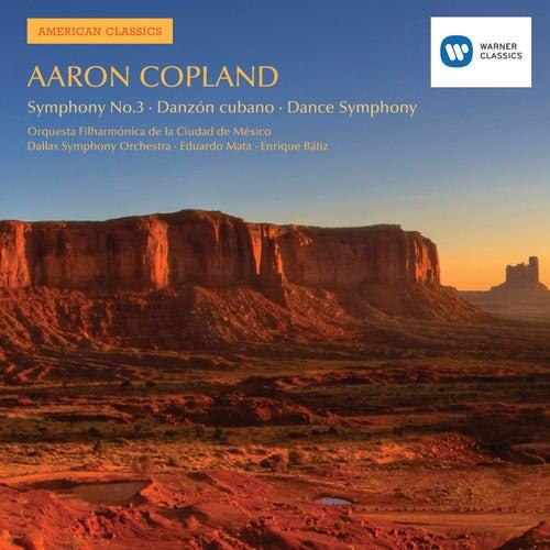Aaron Copland by Eduardo Mata