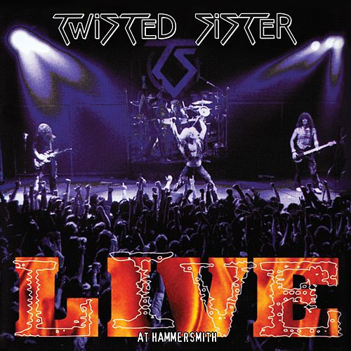 Live At Hammersmith (Live) de Twisted Sister