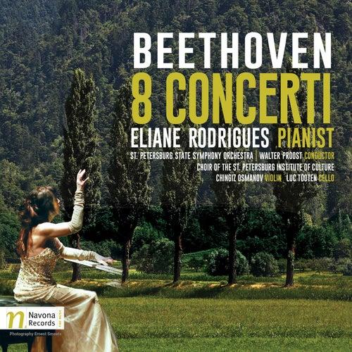 Beethoven: 8 Concerti de Eliane Rodrigues