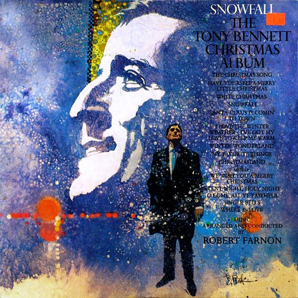 Snowfall The Tony Bennett Christmas Album by Tony Bennett : Napster