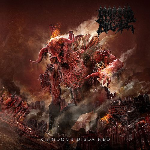 Kingdoms Disdained de Morbid Angel