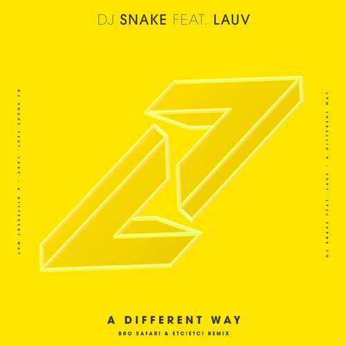 A Different Way (Bro Safari & ETC!ETC! Remix) von DJ Snake