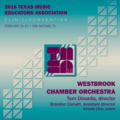 2016 Texas Music Educators Association (TMEA): Westbrook Intermediate School Chamber Orchestra [Live] by Various Artists