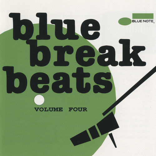 Blue Break Beats Vol. 4 by Various Artists