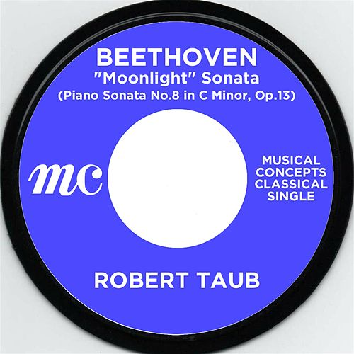 Beethoven: Piano Sonata No 14 in C-Sharp Minor, Op  27, No