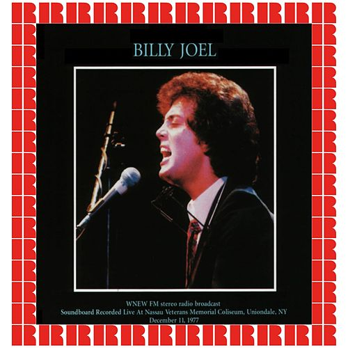 Nassau Veterans Memorial Coliseum, Uniondale, NY, USA, 1977 de Billy Joel