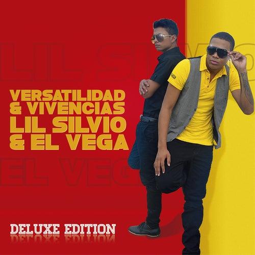 Versatilidad & Vivencias (Deluxe Edition) de Lil Silvio & El Vega