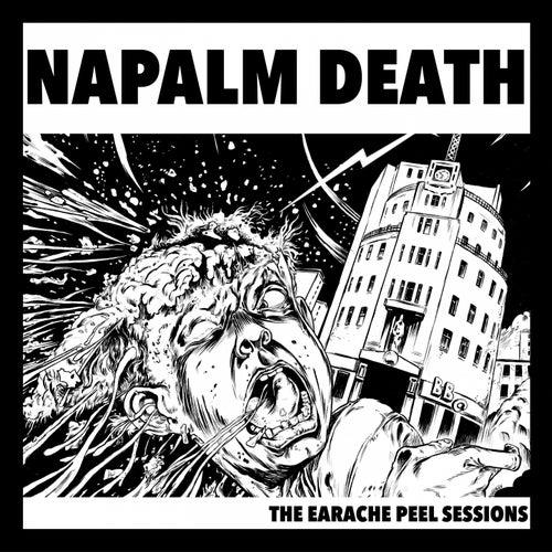 The Earache Peel Sessions de Napalm Death