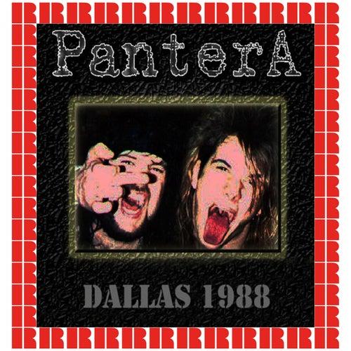 The Basement, Dallas, TX, USA, 20/12/1988 von Pantera
