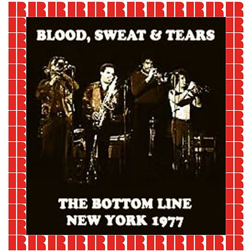The Bottom Line, New York, NY, 1977 by Blood, Sweat & Tears