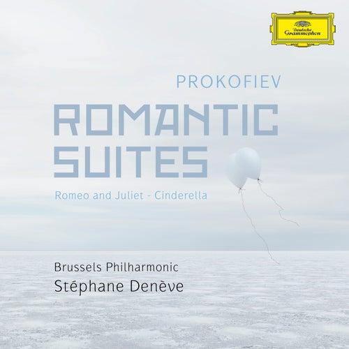 Prokofiev: Romantic Suites de Brussels Philharmonic