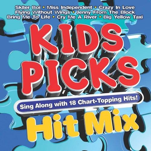 Kids Picks Hit Mix by The Kids Picks Singers