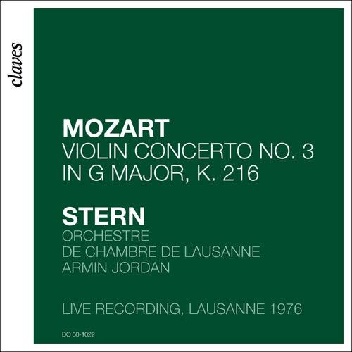 Isaac Stern - Mozart 3 de Isaac Stern