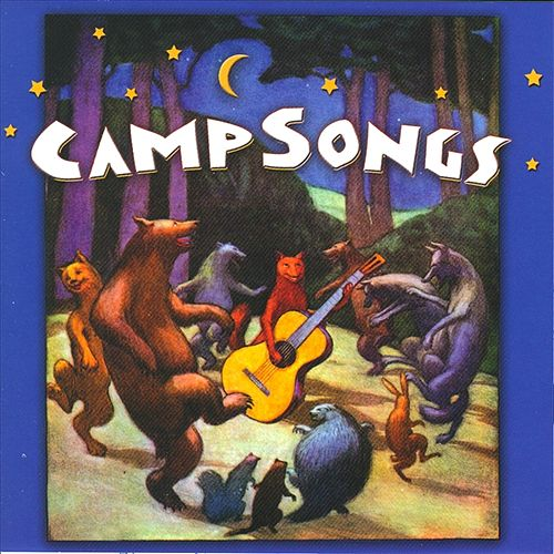 Camp Songs [Liberty] by Houston Marchman