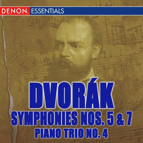 Dvorak: Symphonies Nos. 5 & 7; Piano Trio No. 4 by Various Artists