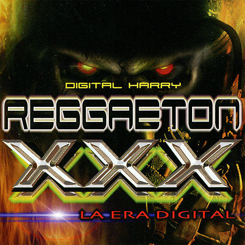 Reggaeton XXX: Digital Harry by Instrumental Beats