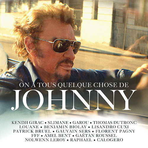 On a tous quelque chose de Johnny by Various Artists