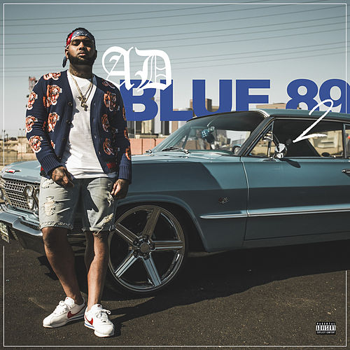 Blue 89 C2 by Ad