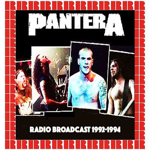 The Complete Show Radio Broadcast, 1992-1994 de Pantera