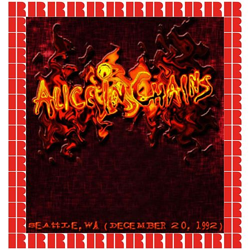Seattle Center Arena, Seattle, Wa, December 20, 1992 by Alice in Chains