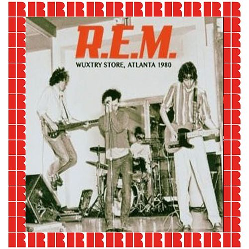 Wuxtry Records Store, Atlanta, June 6th, 1980 by R.E.M.