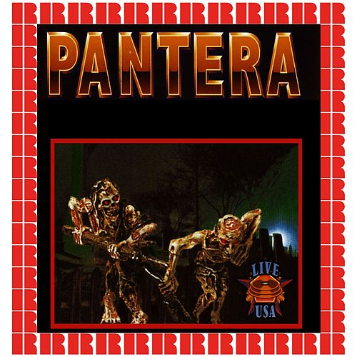 Live Usa. Various Venues And Dates From The 1992-1993 Era von Pantera
