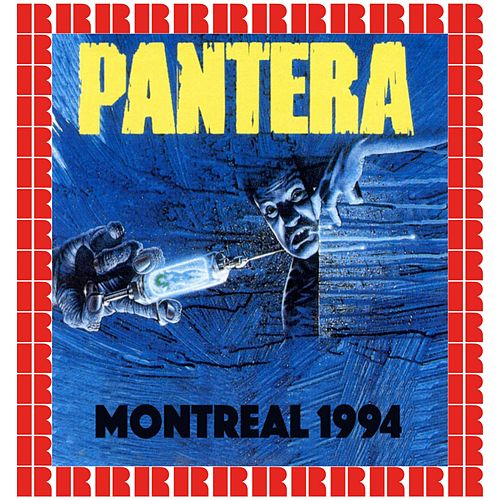 'Far Beyond Live', Metropolis, Montreal, Canada, April 10th, 1994 de Pantera