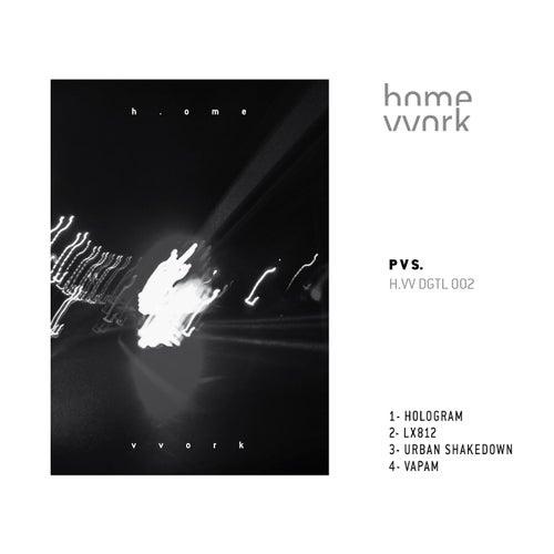 Urban Shakedown EP von Pvs