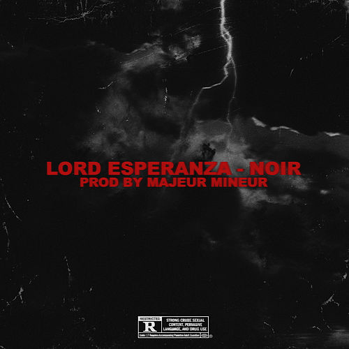 Noir - Single de Lord Esperanza