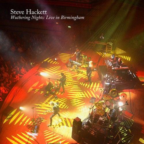 Wuthering Nights: Live in Birmingham von Steve Hackett
