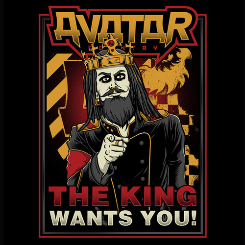 The King Wants You by Avatar