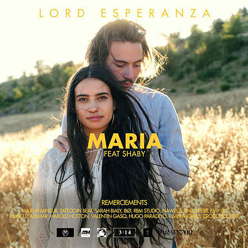 Maria (feat. Shaby) - Single de Lord Esperanza