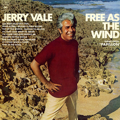 Free as the Wind (Theme from 'Papillon') de Jerry Vale