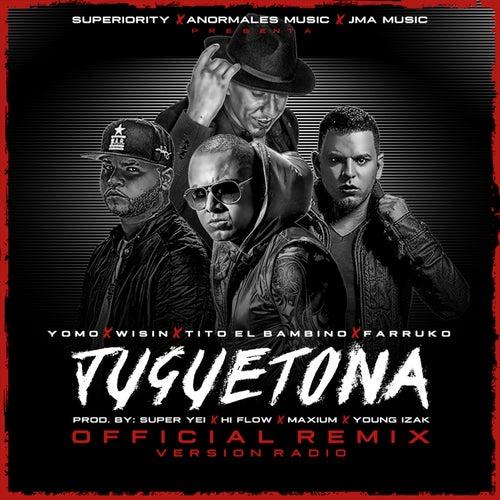 Juguetona (Remix) von Yomo