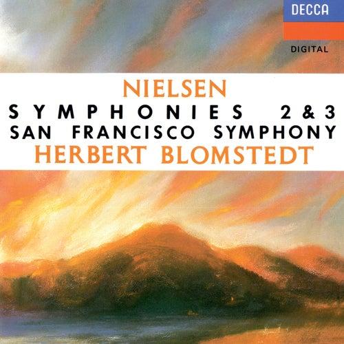 Nielsen: Symphonies Nos. 2 & 3 de Herbert Blomstedt