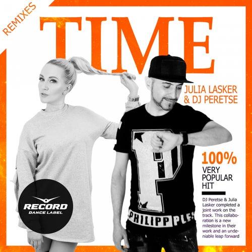Time (Remixes) de DJ Peretse